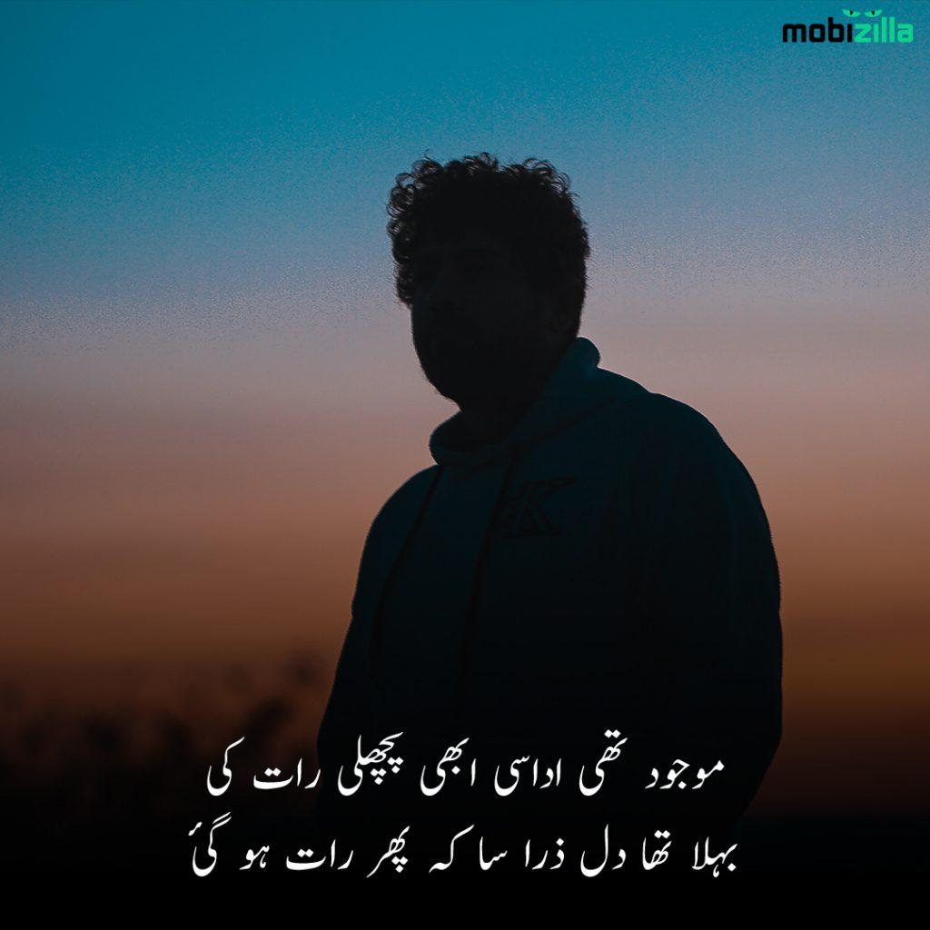 Poetry on beauty in Urdu