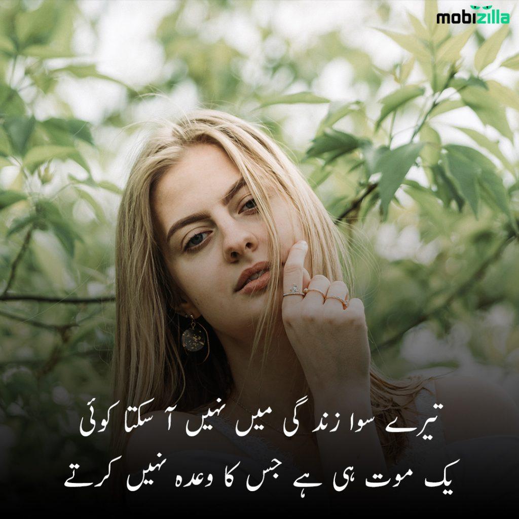 Urdu poetry love romantic