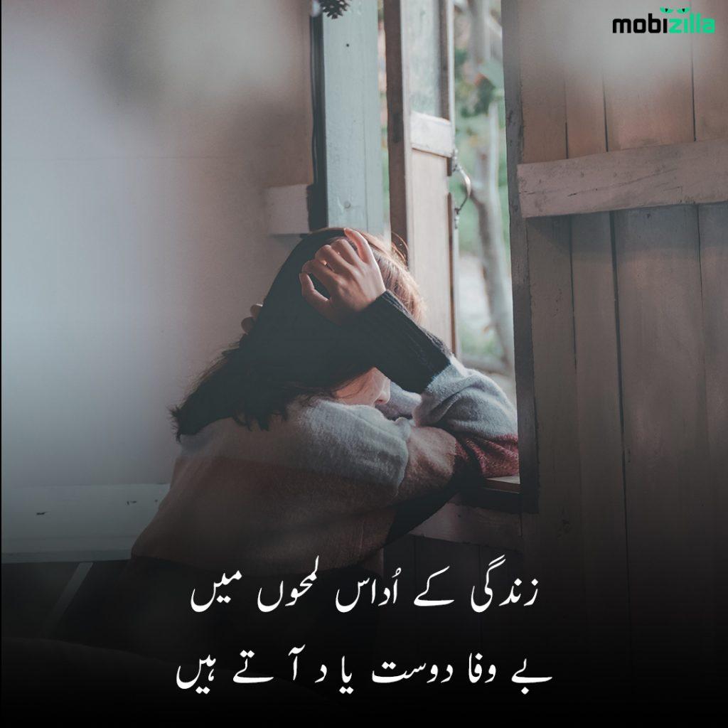 friendship poetry in urdu two lines