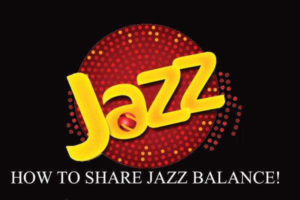 Jazz balance share | How to share Jazz balance QUICKLY!!!